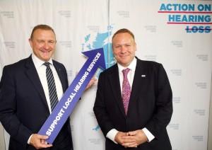 Drew Hendry MP with Paul Breckell Jul 15 Paul Hampartsoumian